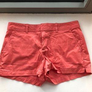 Gap coral shorts